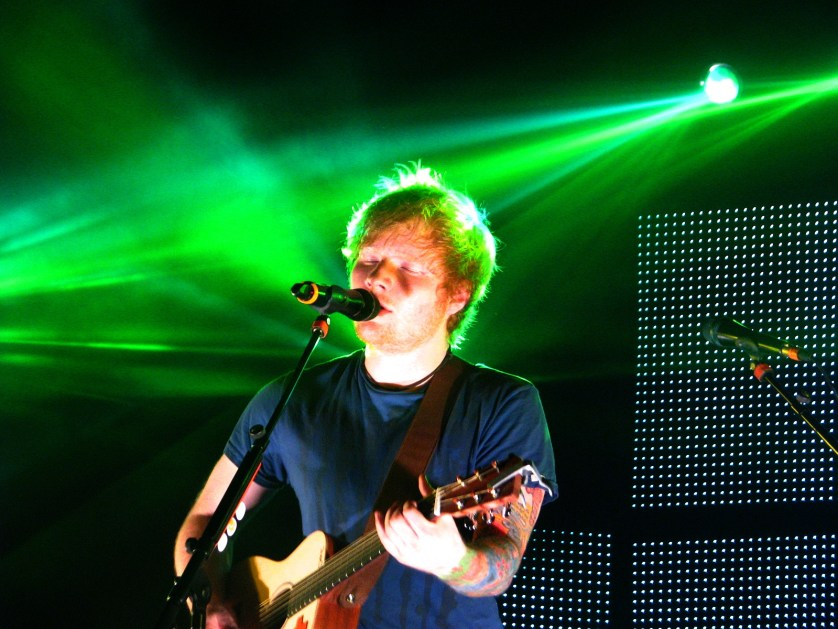 Ed Sheeran ©Kathi Rudminat