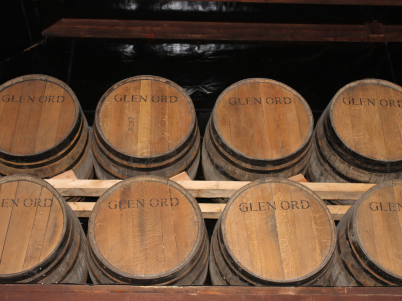 A visit to Glen Ord