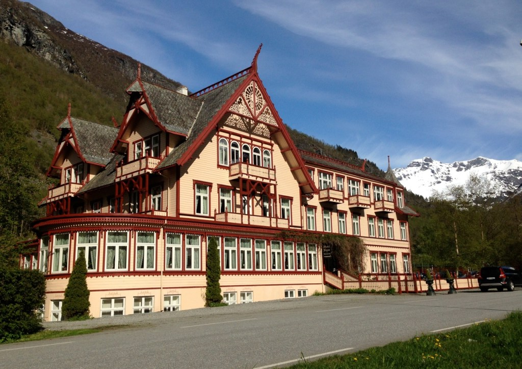 Hotel Union Oye Norway historic hotels