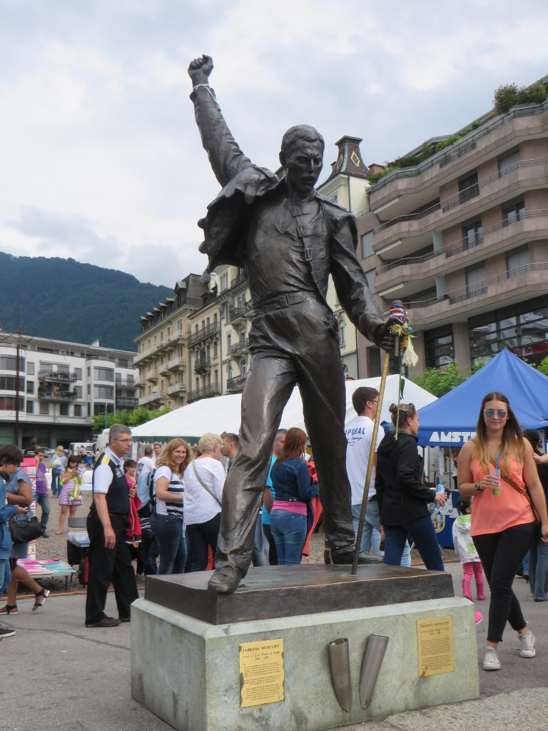 May - Put a Pin in it! You don't have to be a celeb to enjoy the star-studded Swiss cities of Lausanne and Montreux - Debbie Stone12