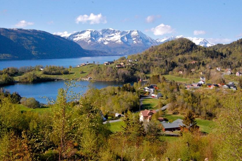 Storfjord views