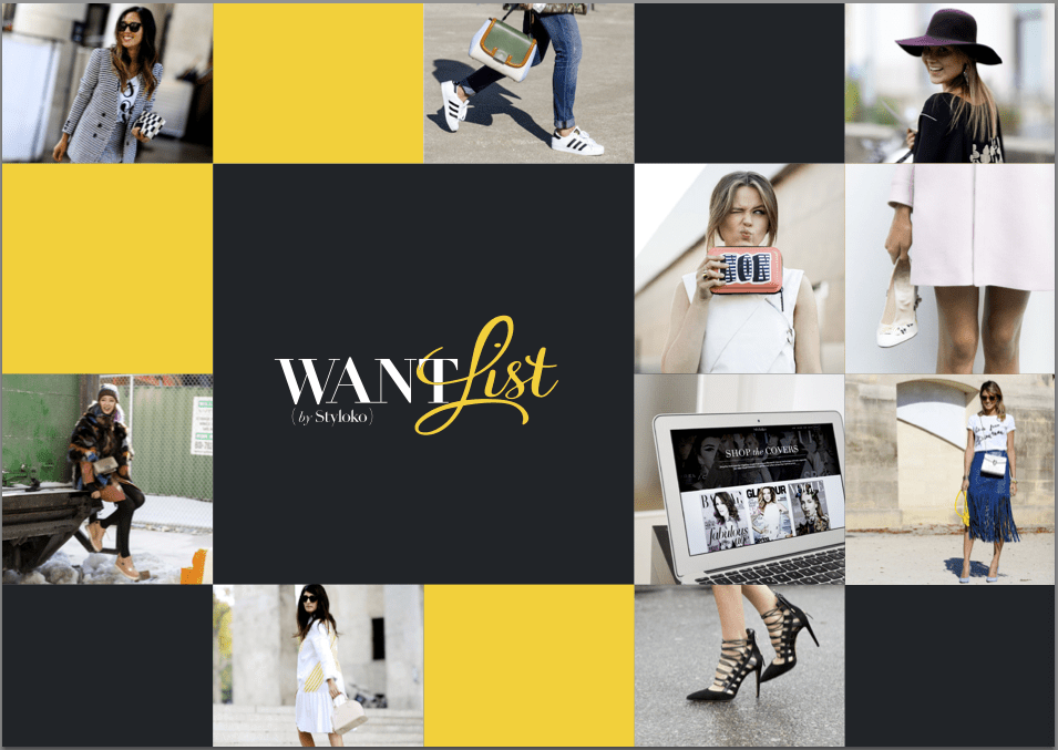 The WantList Ad