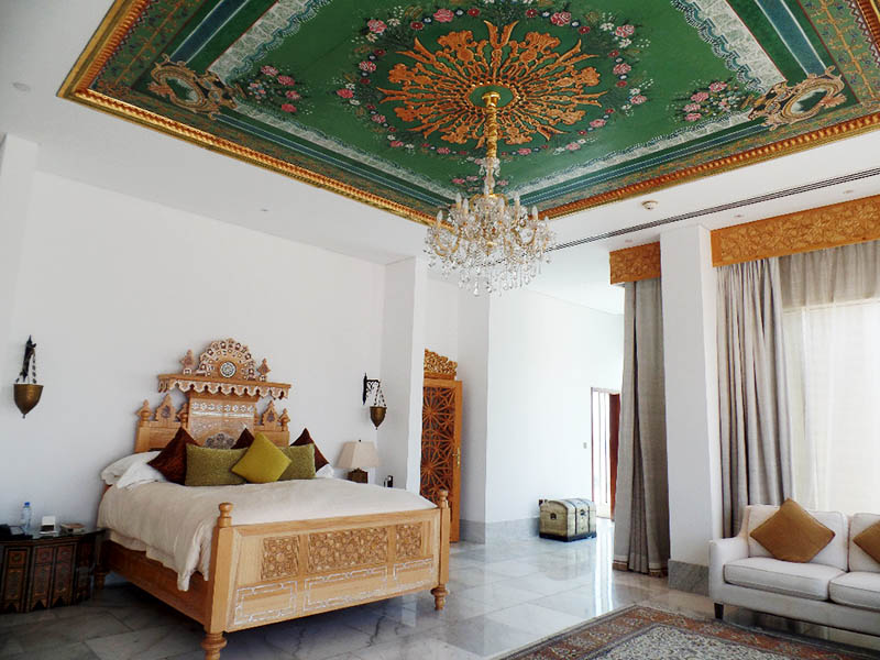 MOROCCAN, TUNESIAN, AND ISTANBUL SUITES