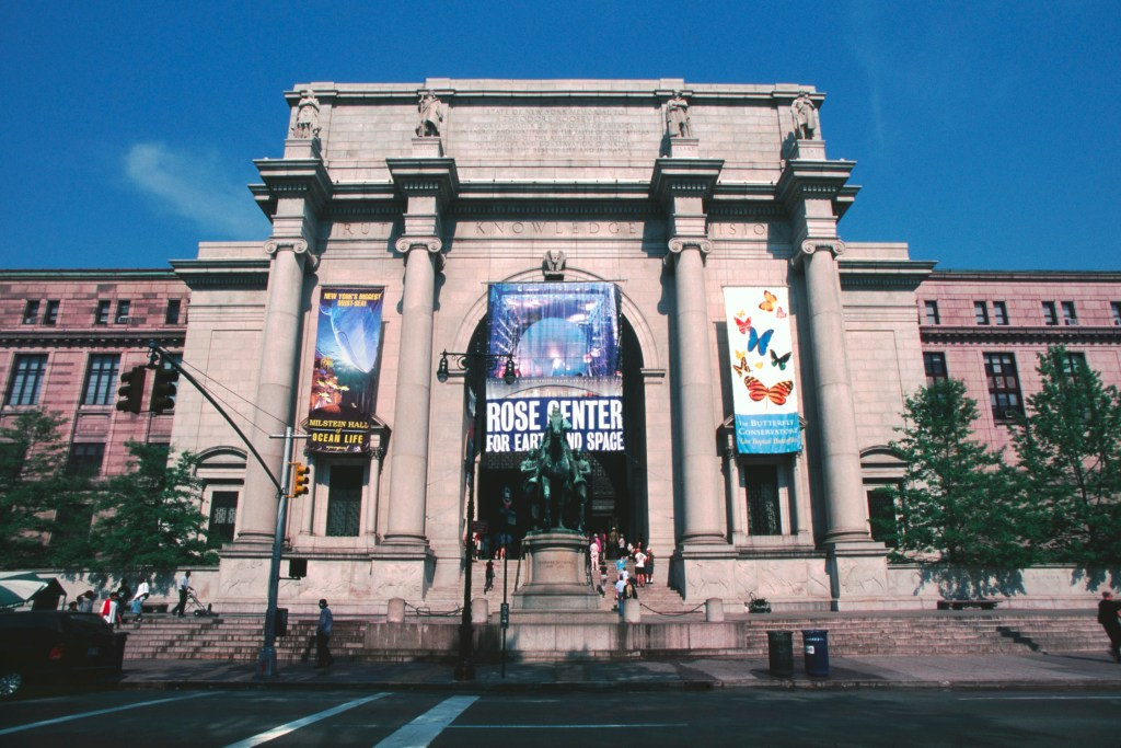 American Museum of Natural History CityPASS