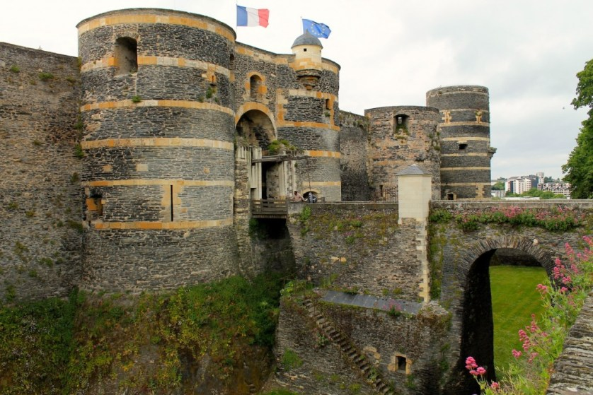 The Fortress of Angers
