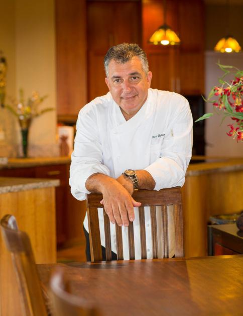 Chef James Babian