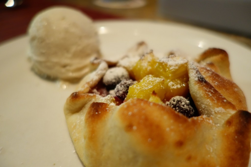 Fruit Filled Crostata