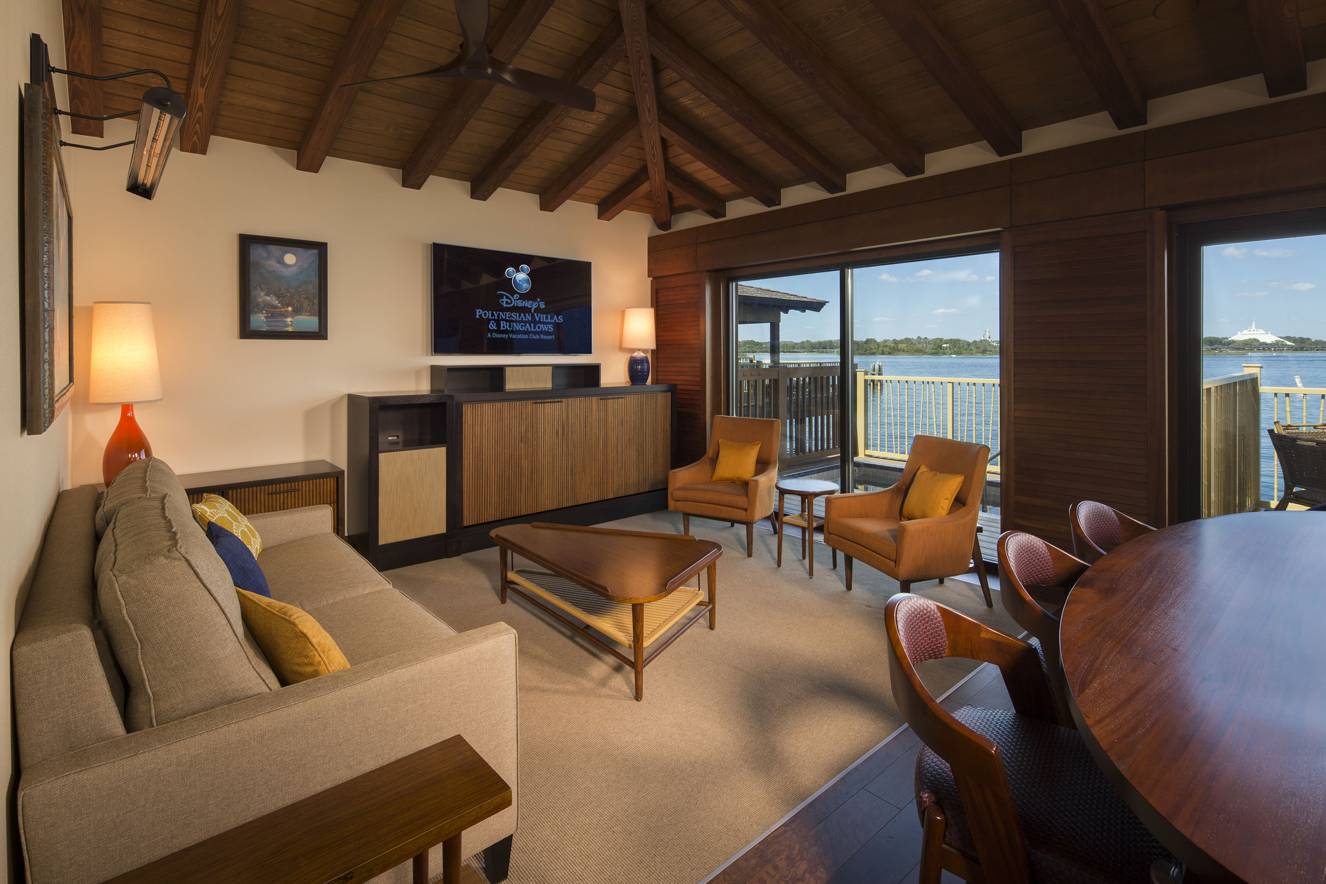 New Disney Bungalows Offer Polynesian Perfection Luxe