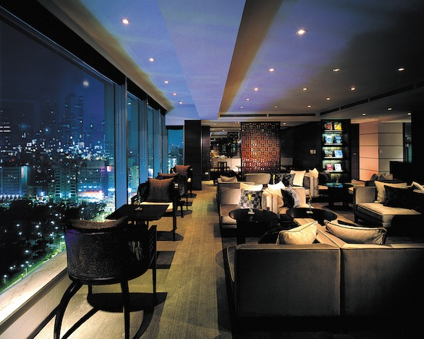 Regent Taipei Tai Pan Lounge