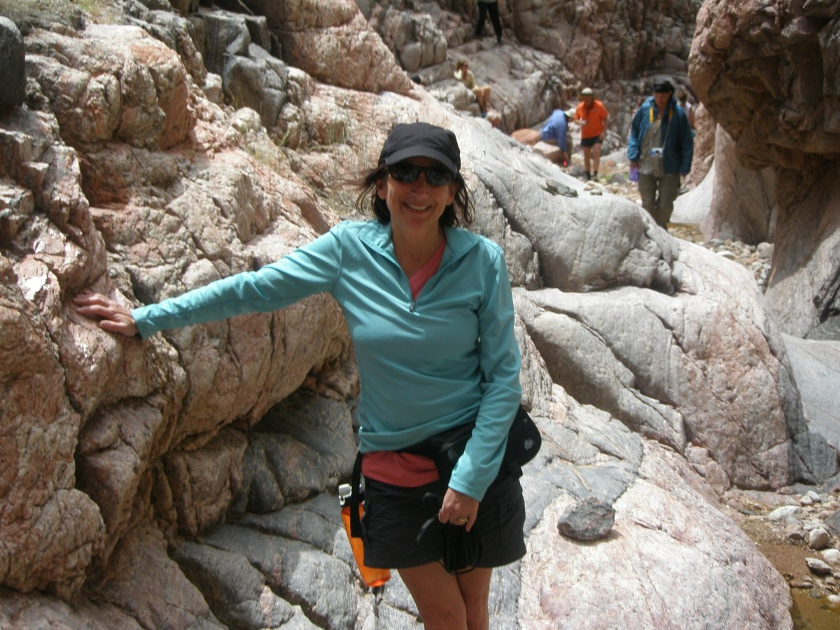 Debbie Stone Travel Writer and Columnist