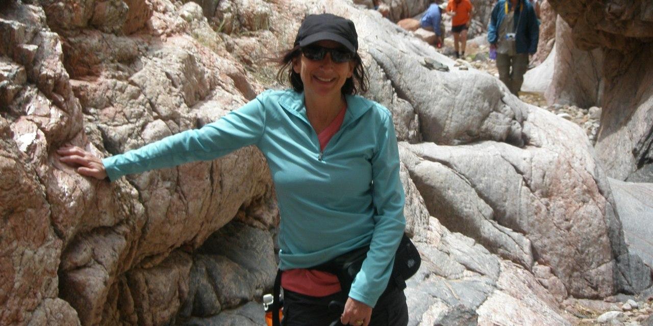 Debbie Stone Travel Writer and Columnist