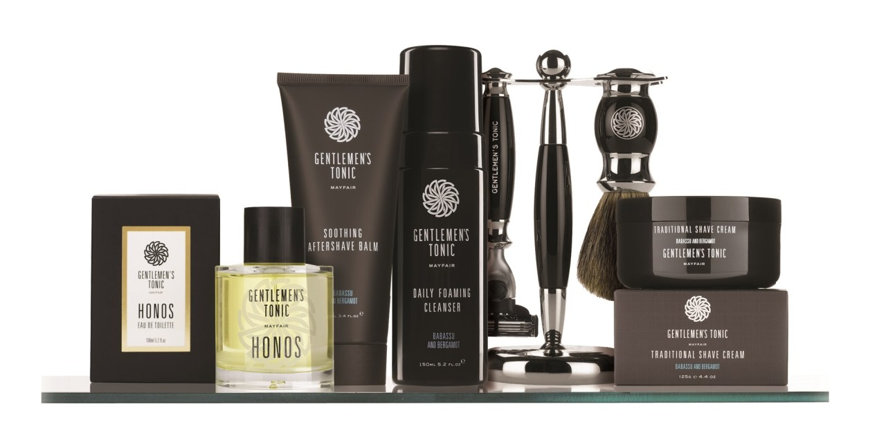 Gentlemen's Tonic Luxury Grooming Line