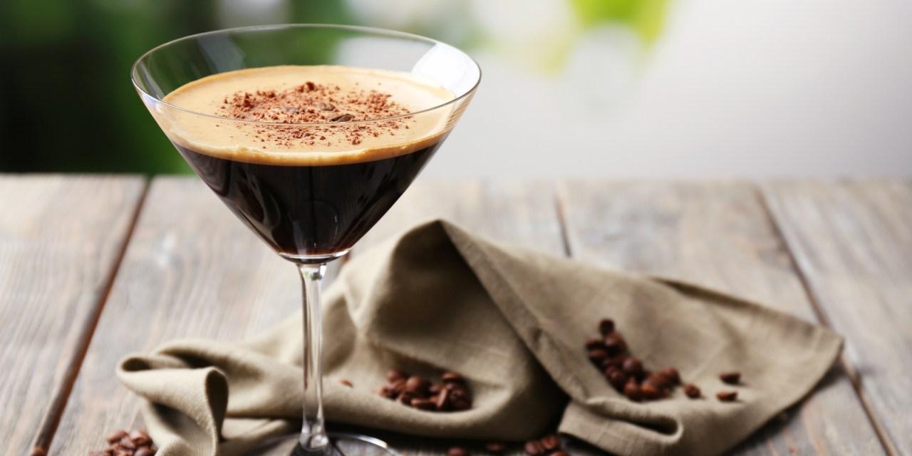 Van Gogh Double Espresso Cocktail Recipes