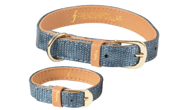 FriendshipCollar: World's Only Luxury Vegan Fashion Line for You and Your Pet
