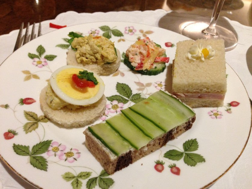 Fancy Tea Sandwiches