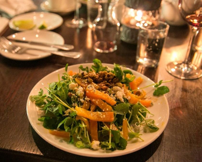 Revellion Dinner Salad