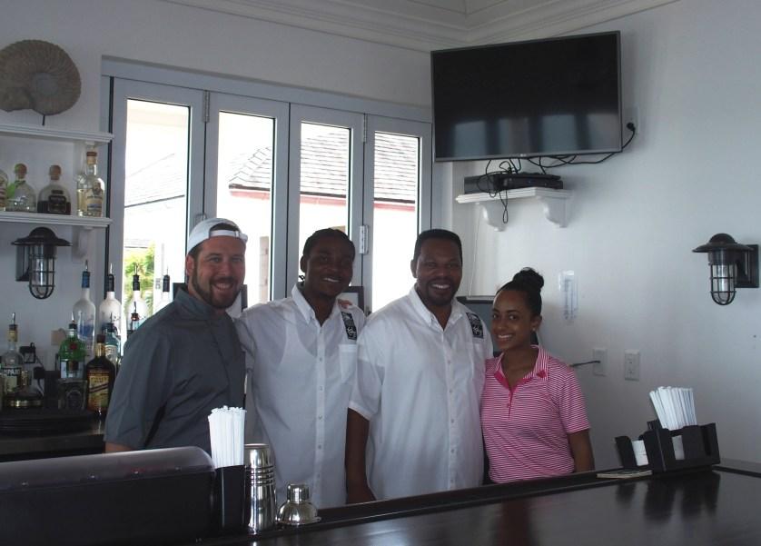 1648 Bar & Grille team