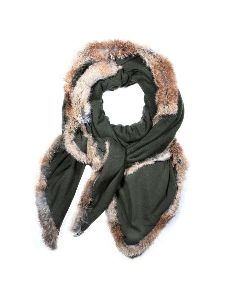 Alekka_Donni Charm olive and fur