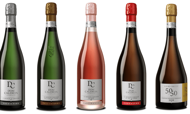 Champagnes of Dom Caudron: Bringing New Life to the Champagne Tradition