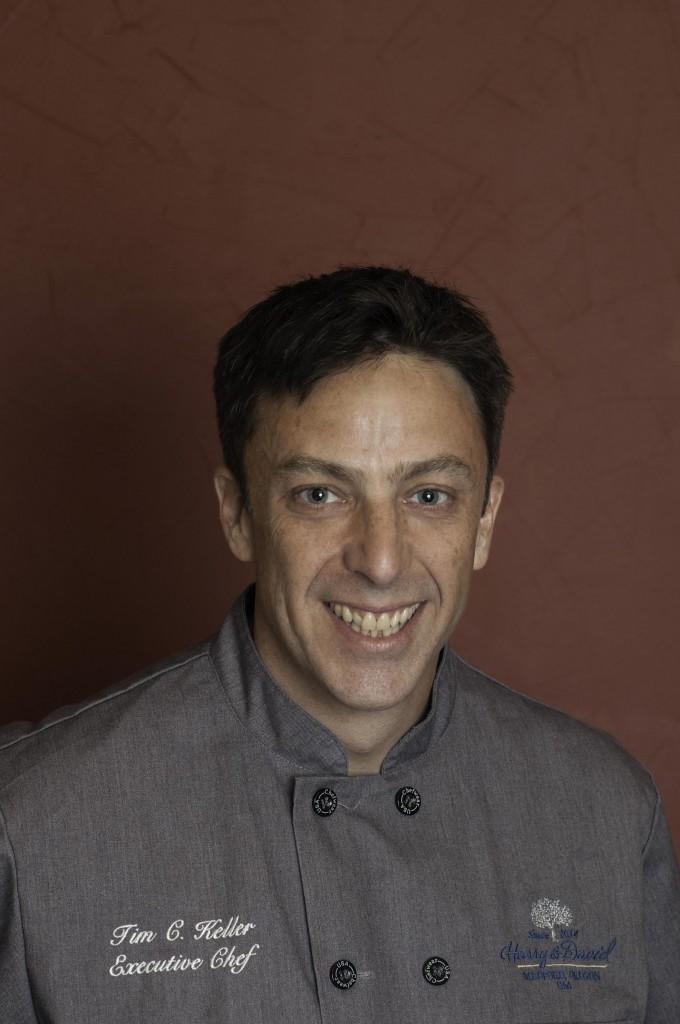 Chef Timothy Keller