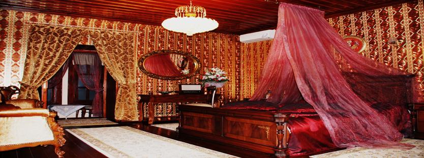 Sleeping Like a Sultana: Tasodalar Hotel, Edirne