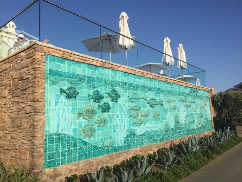 Beautiful art throughout the resort - Photo by Jill Weinlein