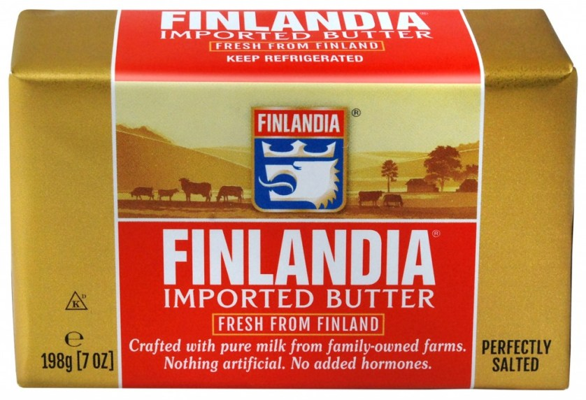 Finlandia Imported Butter Salted