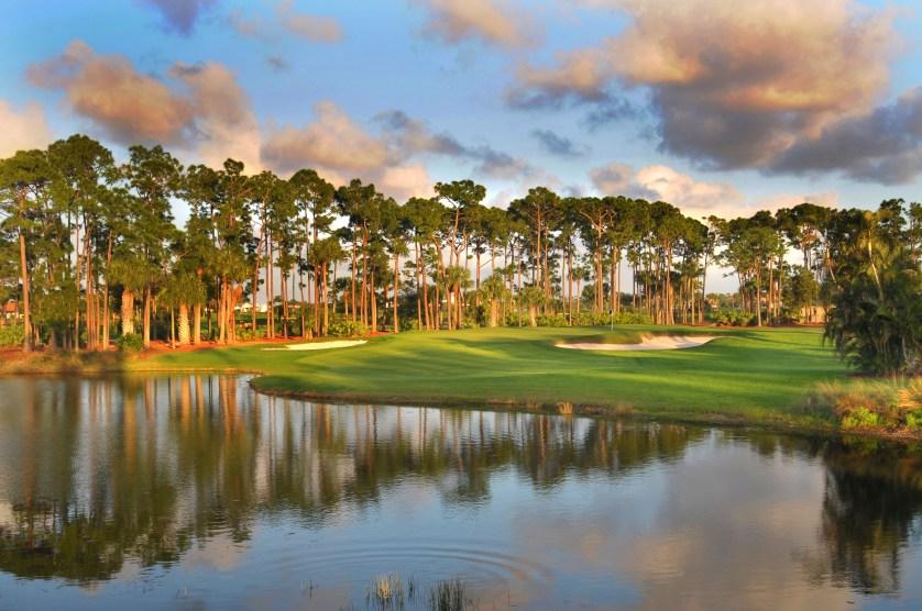 PGA National Resort Spa Champion No-8 Golf