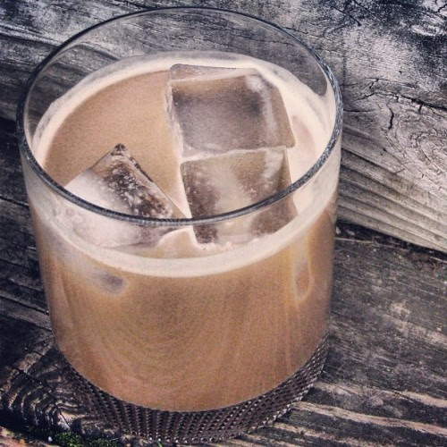 Buttery Java Whiskey Girl