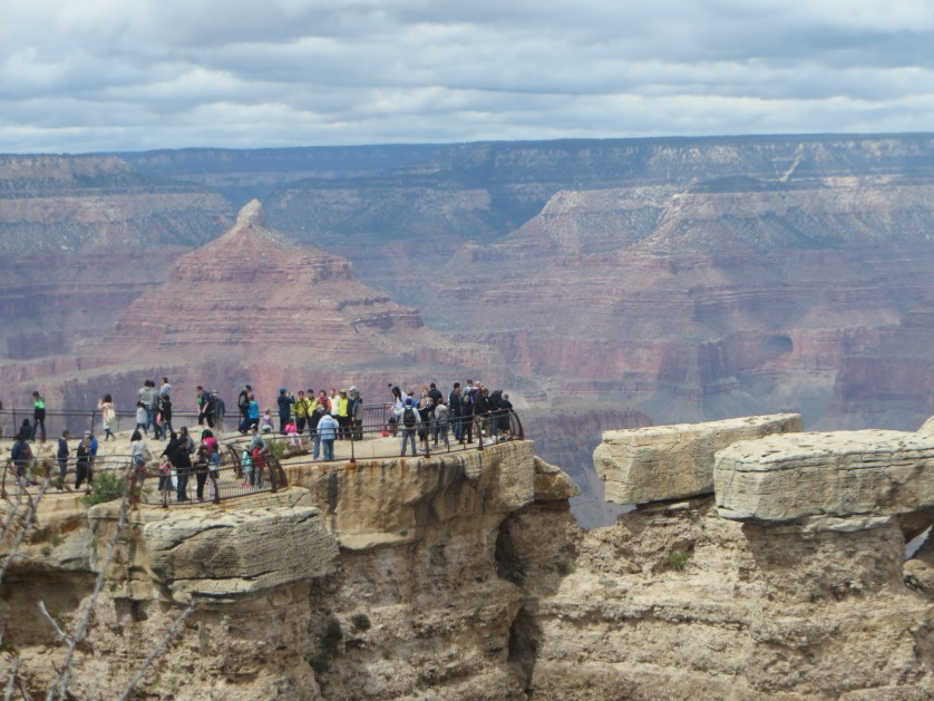 Debbie Stone put a pin in it Grand Canyon
