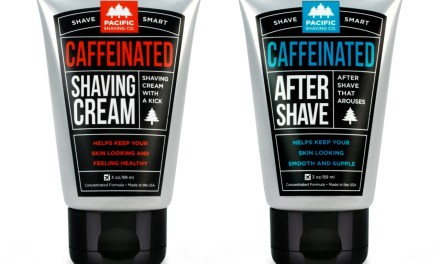 Caffeinated Shaving Cream: The Gift He Doesn't Know He Needs