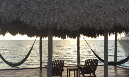 Hamanasi is Belize's Luxury Eco-Friendly Resort