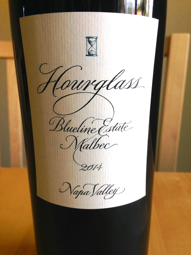 Hourglass Wines Malbec