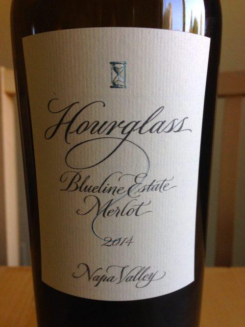 Hourglass Wines Merlot