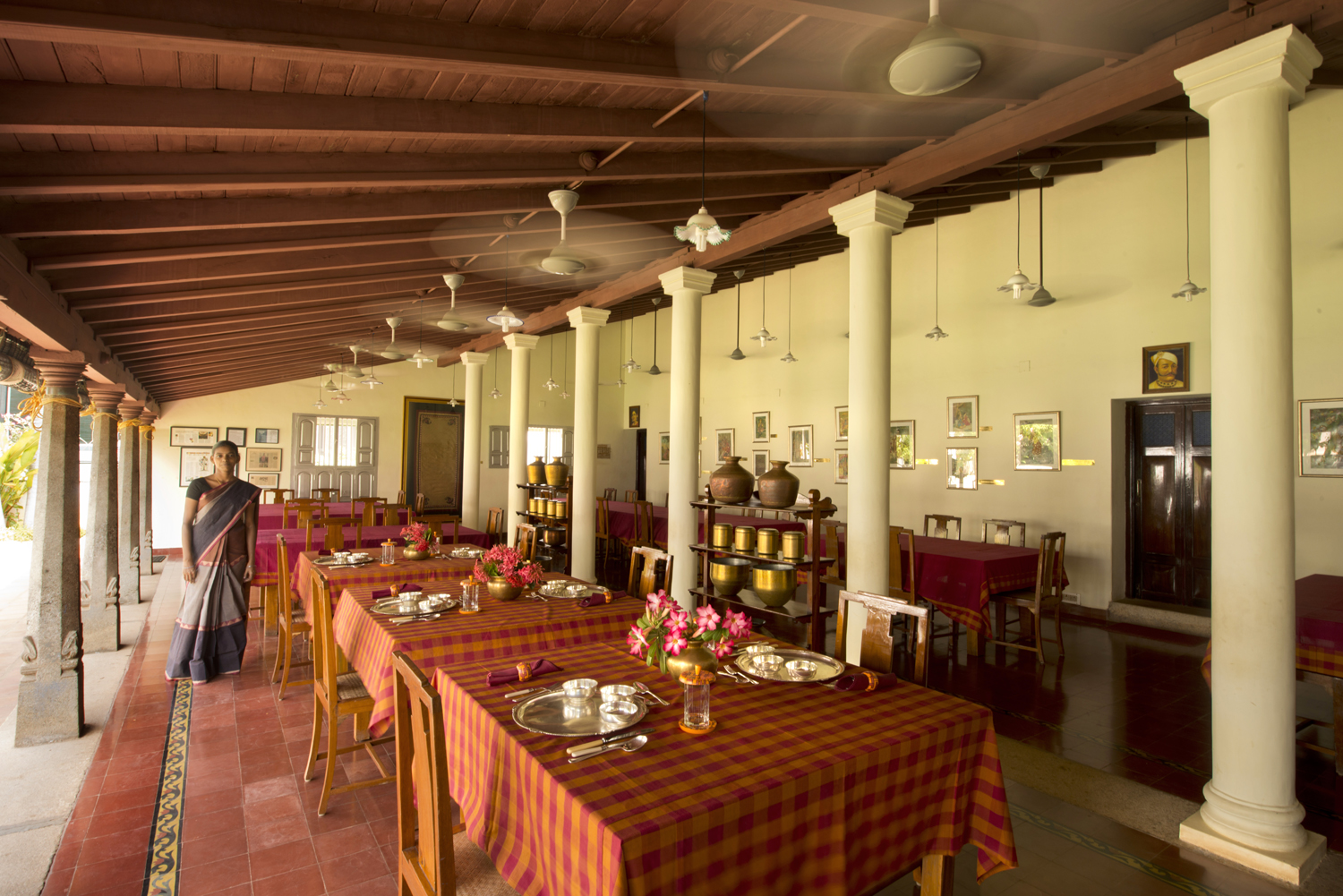 The Bangala Chettinad Heritage Haven In Historic Tamil Nadu