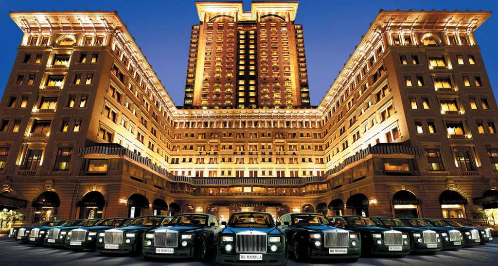 Peninsula Hotels Hong Kong
