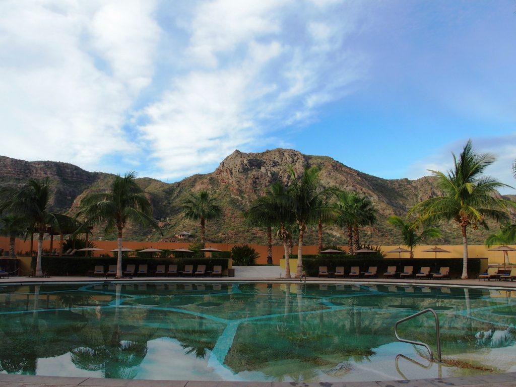 Tequila Tasting Poolside at Villa del Palmar