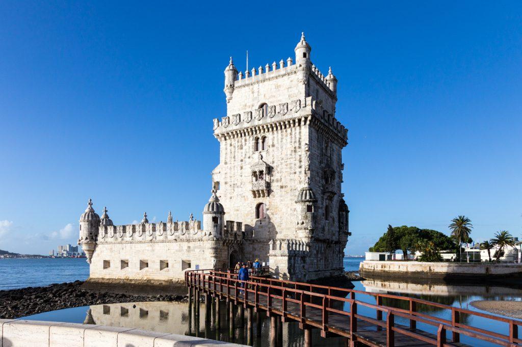 Lisbon's Belem Tower