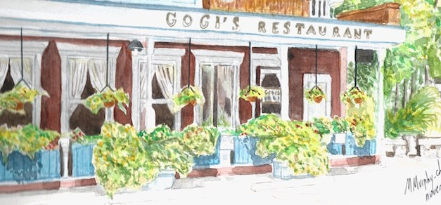 Gogi's Restaurant in Jacksonville, Oregon