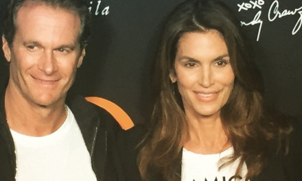 Supermodel Cindy Crawford's Casa Umami Burger