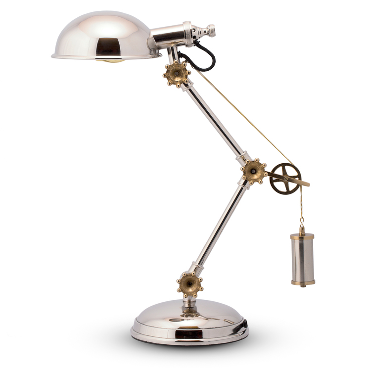 Historically Inspired Modern Luxury Lamps