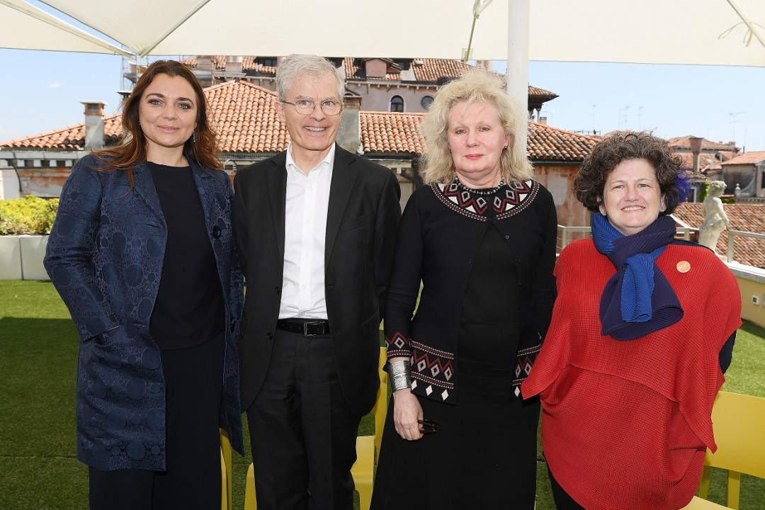 Lavazza And Peggy Guggenheim Collection - Press Conference
