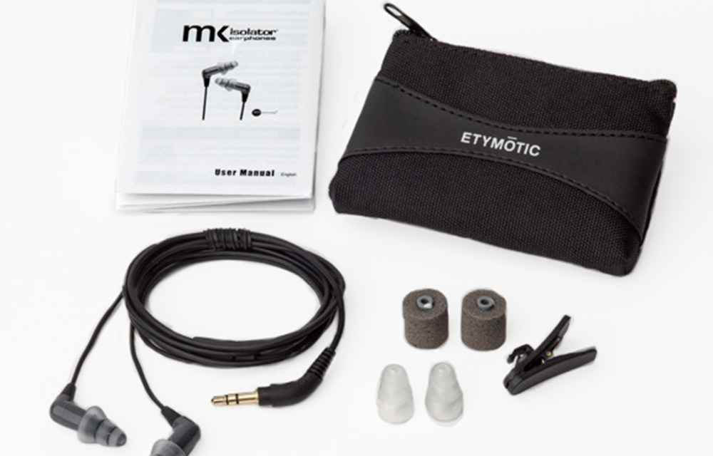 Etymotic's MK5 Isolator Earphones Deliver High End Sound for a Low-End Price