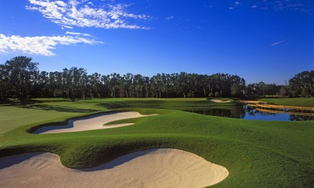 August is Golf Month at the Breakers