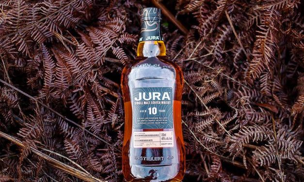 Jura 10: A Unique Island Whisky