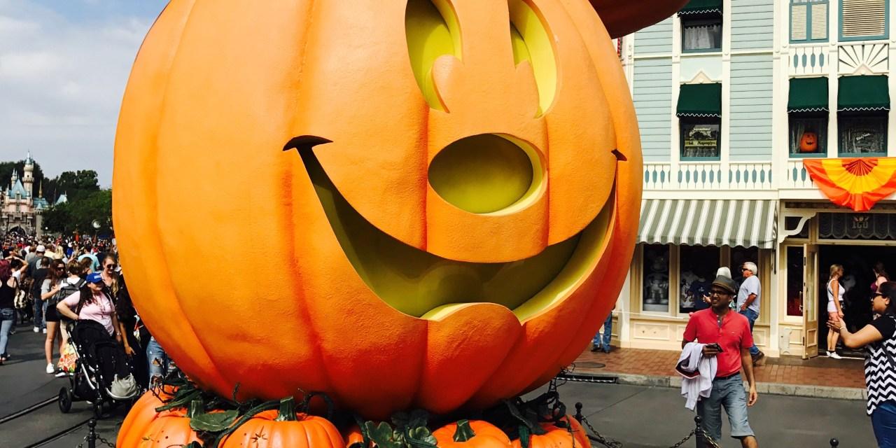Fun Halloween Treats at Disney's California Adventure