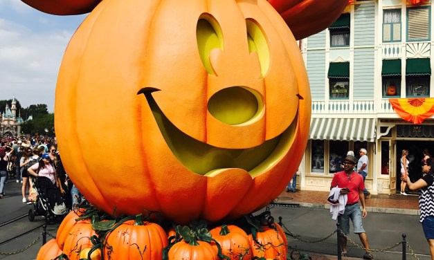 Fun Halloween Treats at Disney's California Adventure
