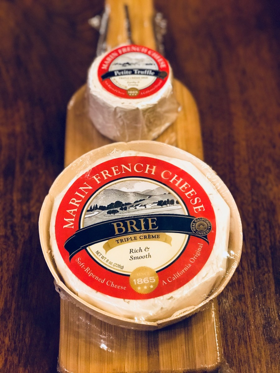 Magnificent Marin French Cheese
