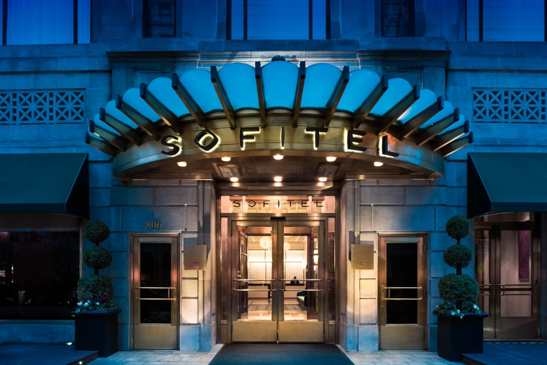 Hôtel Sofitel Washington DC Lafayette Square