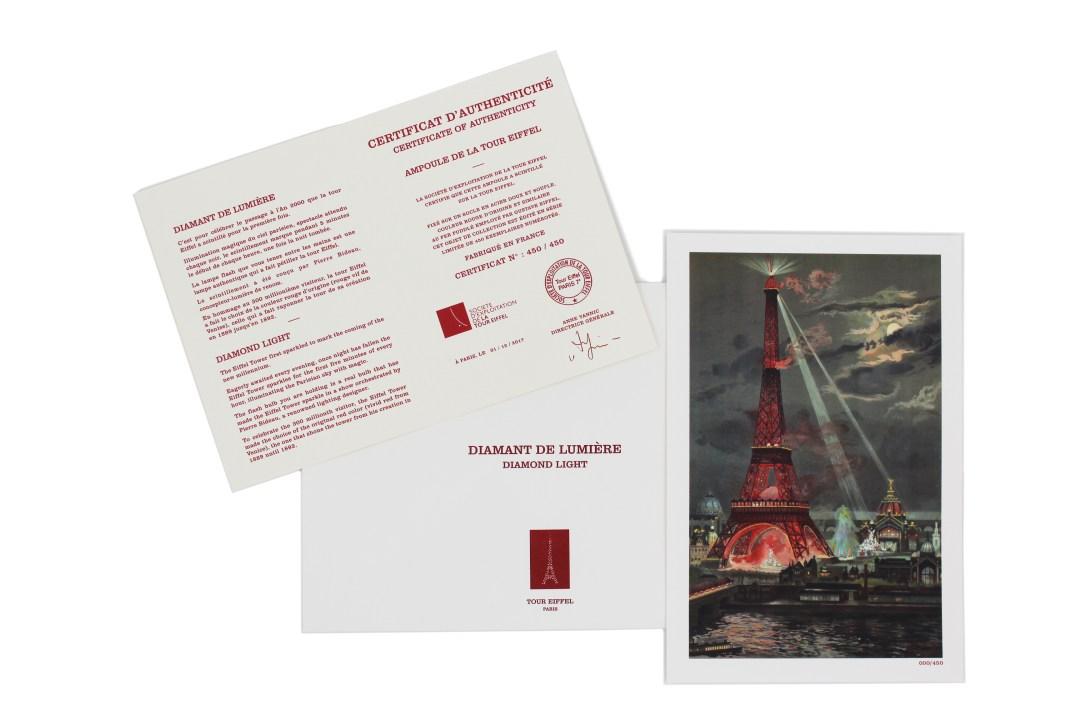Diamant de Lumiere edition rouge Venise